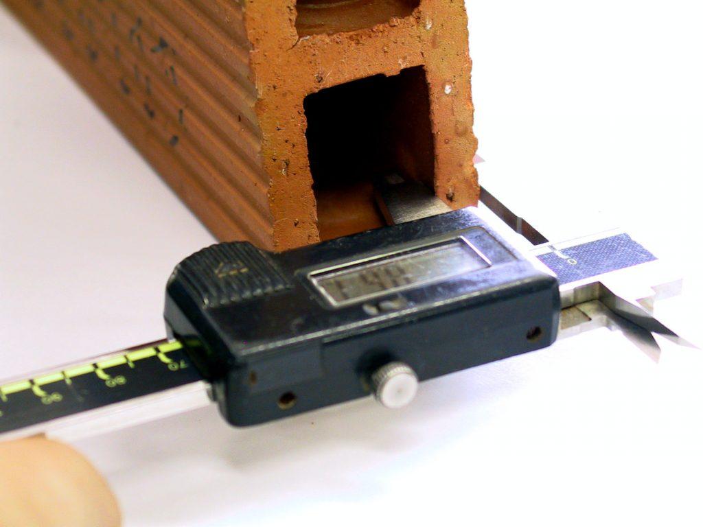 5-Dimensiones piezas arcilla cocida ladrillo 5